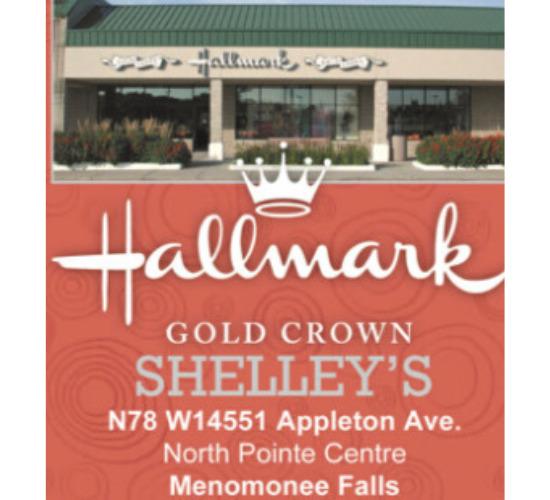 Shelley's Hallmark Shop Logo
