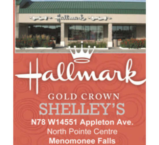 Shelley's Hallmark Shop Logo