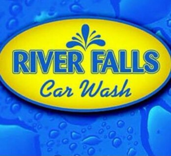 River Falls Car Wash Logo
