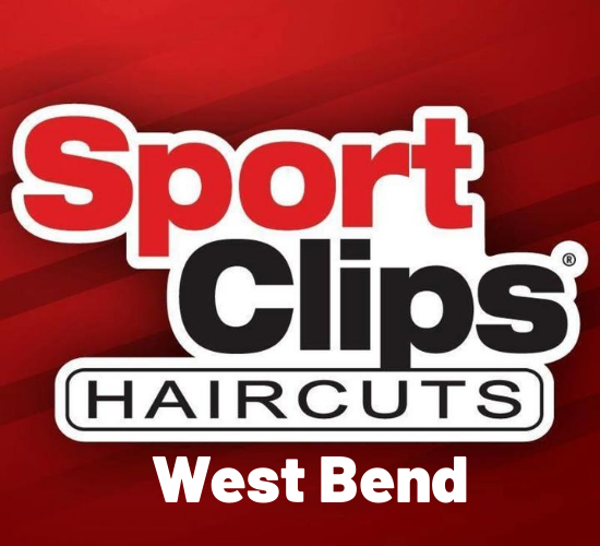 Sport Clips Haircuts of West Bend Logo